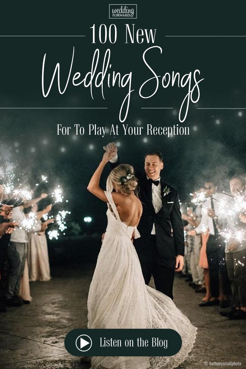 new wedding songs collage