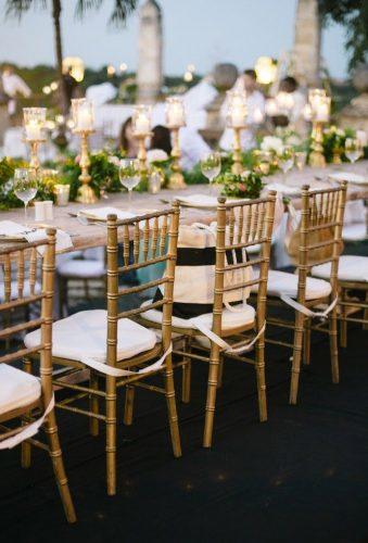 destination weddings decorations wedding reception Carrie King Photography