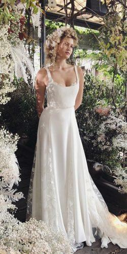 30 Simple Wedding Dresses For Elegant Brides | Page 11 of 11 ...