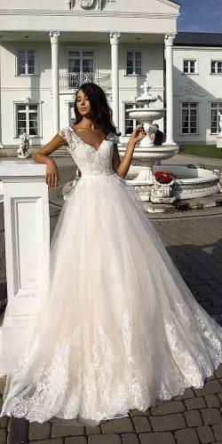 collection love in the palace tina valerdi wedding dresses ballgown natural waist short sleeves 9F8A1487