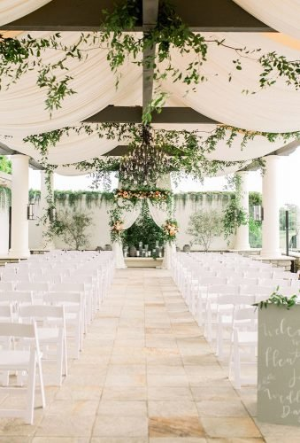 destination weddings decorations wedding aisle bretthickmanphoto