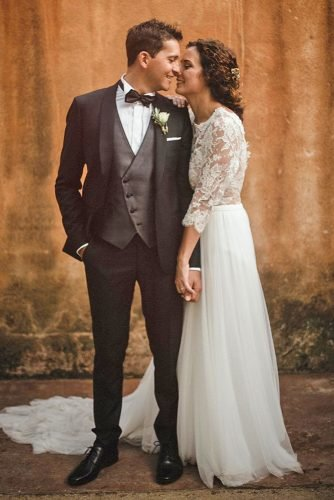 groom suits black with tweed bow country serafin castillo