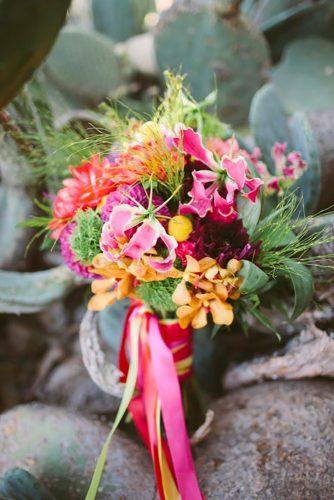 mexican wedding decor bouquet for bride neiyo