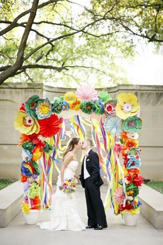 mexican wedding decor mexican arch Apryl Ann Photography