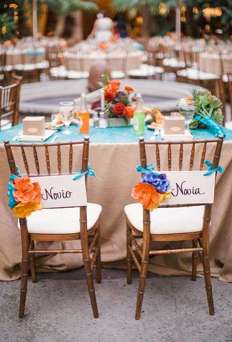 mexican wedding decor mexican chairs Ragi Amanda