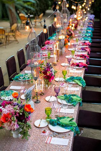 mexican wedding decor mexican reception decor Scott Clark Photo