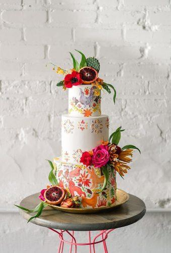 mexican wedding decor tender cake autumnnomad