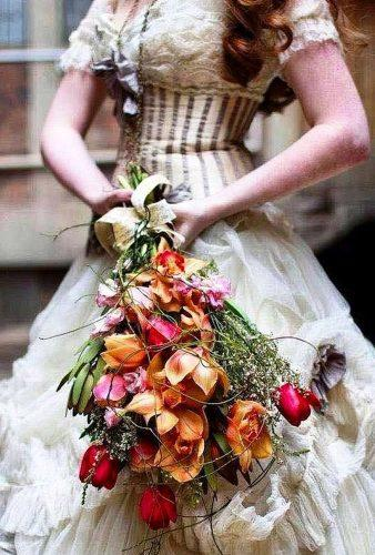 steampunk wedding decorations steampunk bouquet divinelightphotography