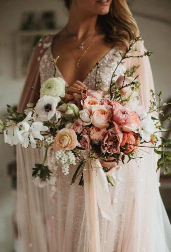 wedding bouquets 2019 nude wedding bouquet frostyphoto