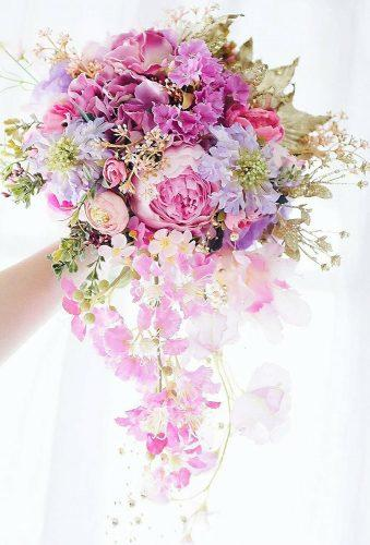 wedding bouquets 2019 pink rustic bouquet lux floraldesign