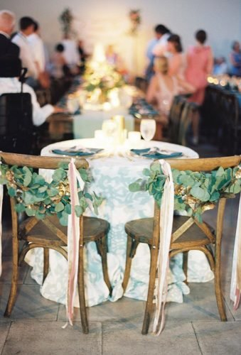 wedding chair decorations bohochair with ribbon lauren kinsey