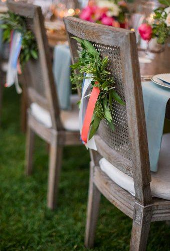 wedding chair decorations simple chair decor cairnevents