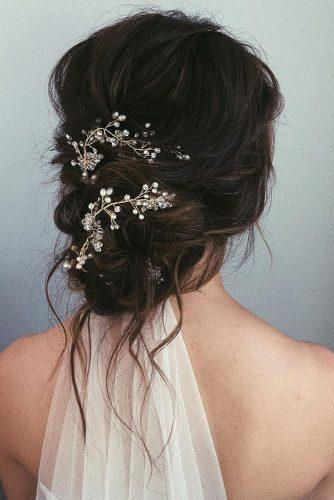 36 Wedding Hairstyles 2019 Ideas Wedding Forward
