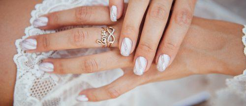 wedding nails 2019 featured