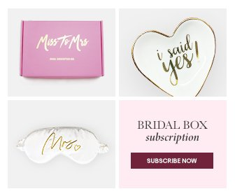 miss to mrs bridal box subscribe now wedding photos