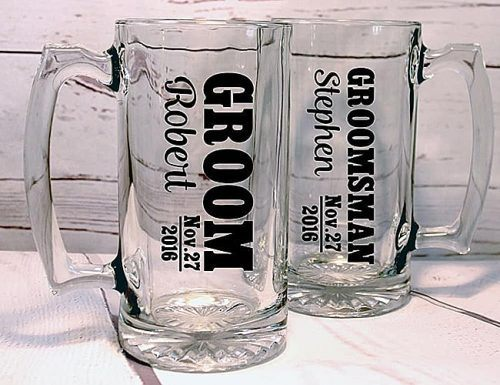 bachelor party gifts beer mug