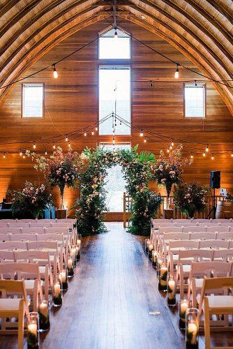 barn wedding wedding ceremony