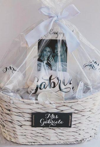 engagement gifts gifts basket design dates