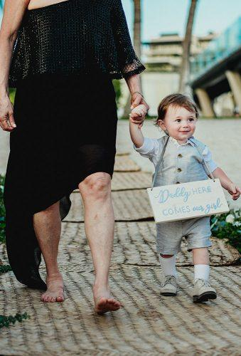 real wedding cortney luis little ring bearer Fer Juaristi photography