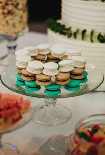real wedding cortney luis sweet macaroons Fer Juaristi photography