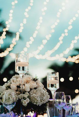 real wedding cortney luis wedding centerpiece Fer Juaristi photography