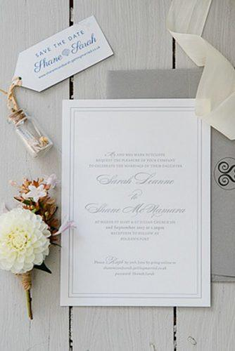 wedding invitation wording invitations style