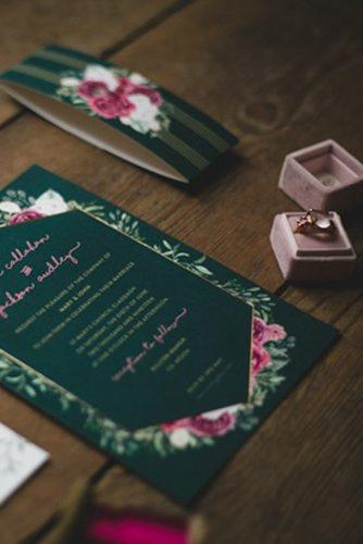 wedding invitation wording wood design
