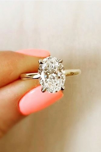 gold engagement rings oval cut engagement rings white gold engagement rings diamond engagement rings minichiellojewellers