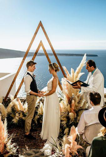 bohemian wedding photos boho ceremony chrisandruth