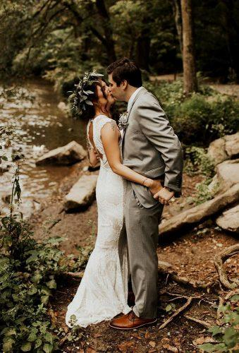 bohemian wedding photos wedding kiss sjsmoooth
