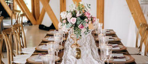 bohemian wedding receptions featired image