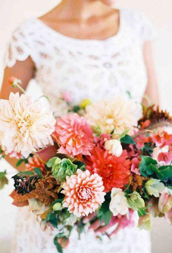dahlias wedding bouquets color dahlia bouquet sarah kate