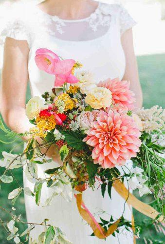 dahlias wedding bouquets white bouquet with dahlias one love photo