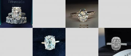 100 Popular Engagement Ring Designers We Admire