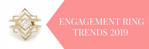 engagement ring trends 2019 banner