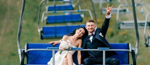 lucky wedding dates 2019 happy newlyweds couple featured