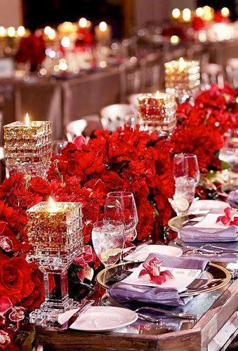 valentines day wedding ideas red weddng reception bobanddawndavis