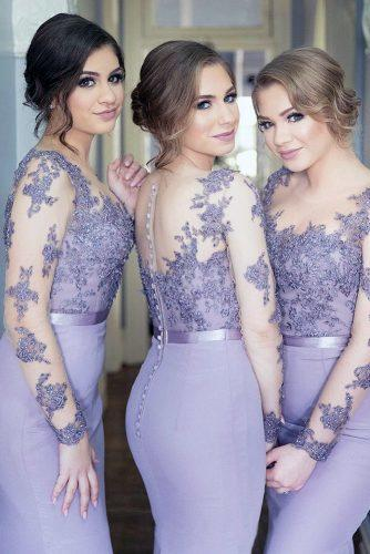wedding colors 2019 crocus lavender lace dresses for bridesmaids emiliobphotography