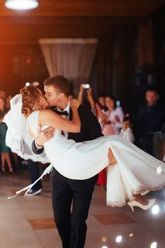 wedding music first dance newlyweds