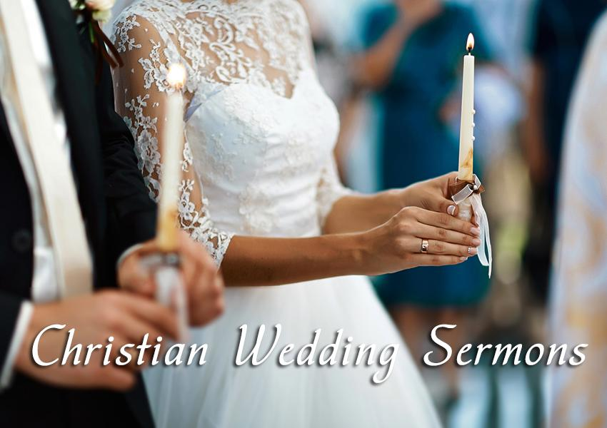 9 Wedding Sermons (2019 Outline & Free Download) | Wedding