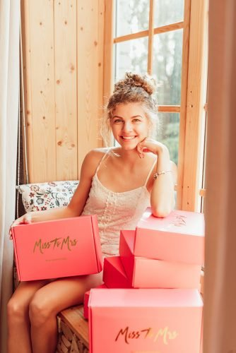 Miss To Mrs Bridal subscription boxes must have before wedding