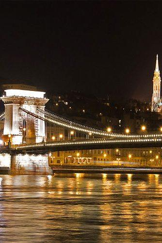 best honeymoon destinations evening budapest