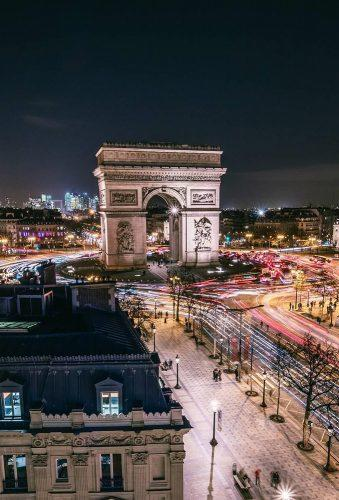 best honeymoon destinations paris arch marc_nouss