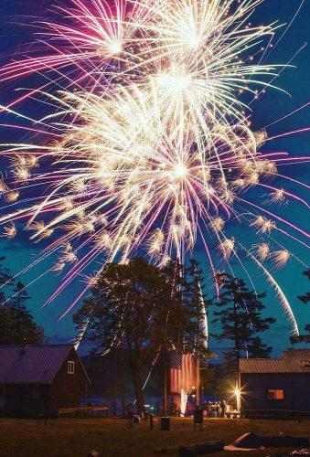 best honeymoon destinations sun juan islands fireworks sanjuanislands