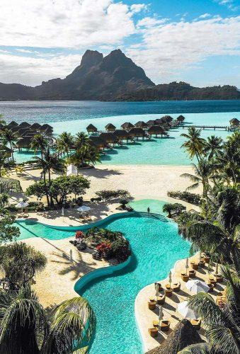 best honeymoon destinationsborabora island jeremyaustiin
