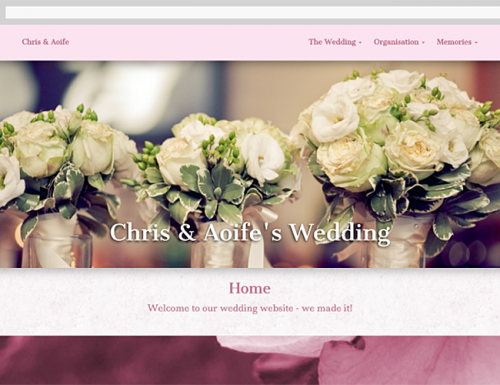 best wedding websites getting married