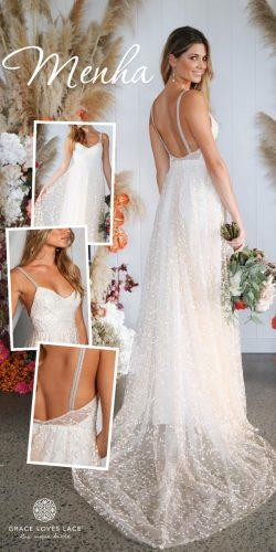 grace loves lace wedding dresses icon latest collection collage menha