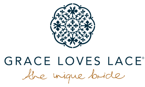 grace loves lace wedding dresses logo