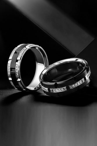mens wedding bands black cobalt wedding bands diamond wedding bands white gold wedding bands mens rings unique wedding rings crownring official