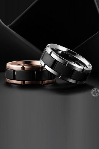 mens wedding bands black cobalt wedding bands rose gold wedding bands white gold wedding bands mens rings unique wedding rings crownring official
